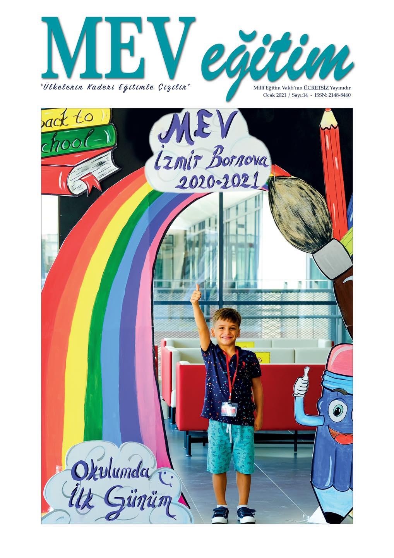 MEV Eğitim Dergisi