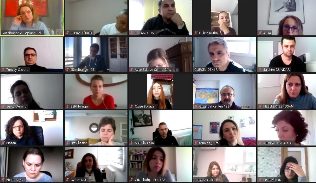 2. Dönem Başı Öğretmenler Kurulu Toplantısı Yapıldı