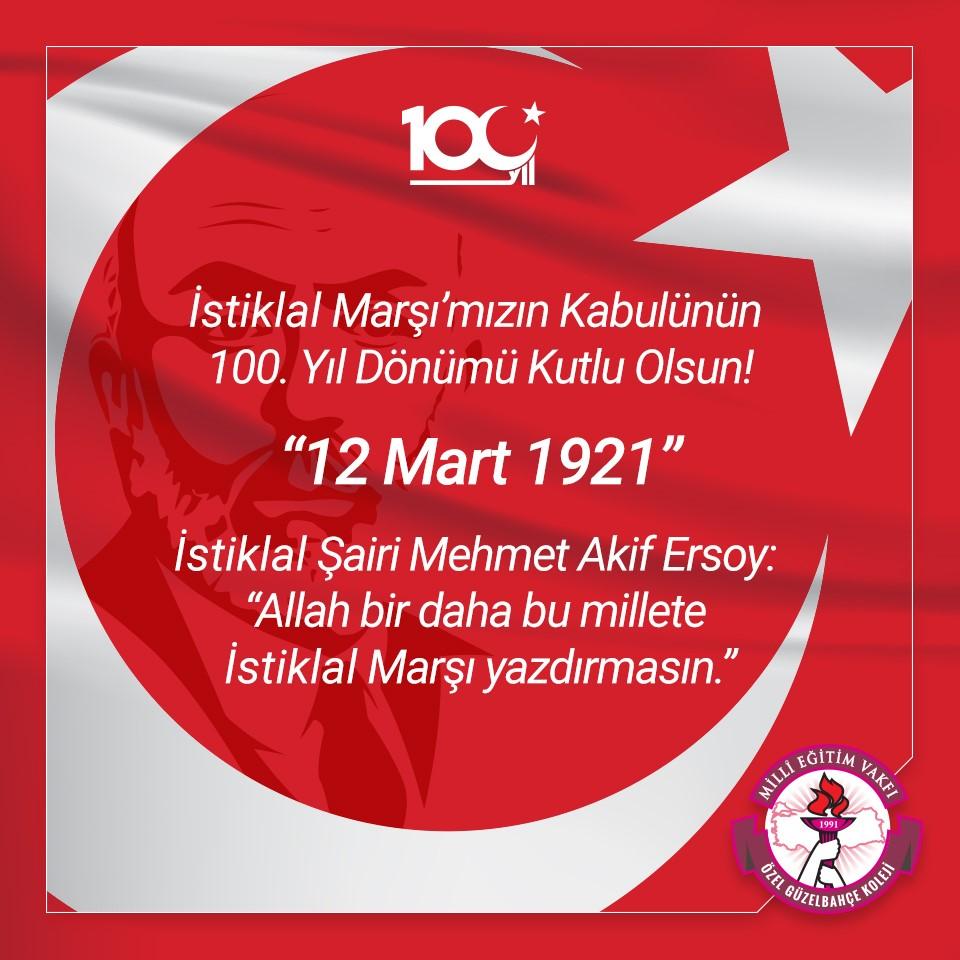 Bağımsızlık Yeminimizin 100. Yılı Kutlu Olsun!