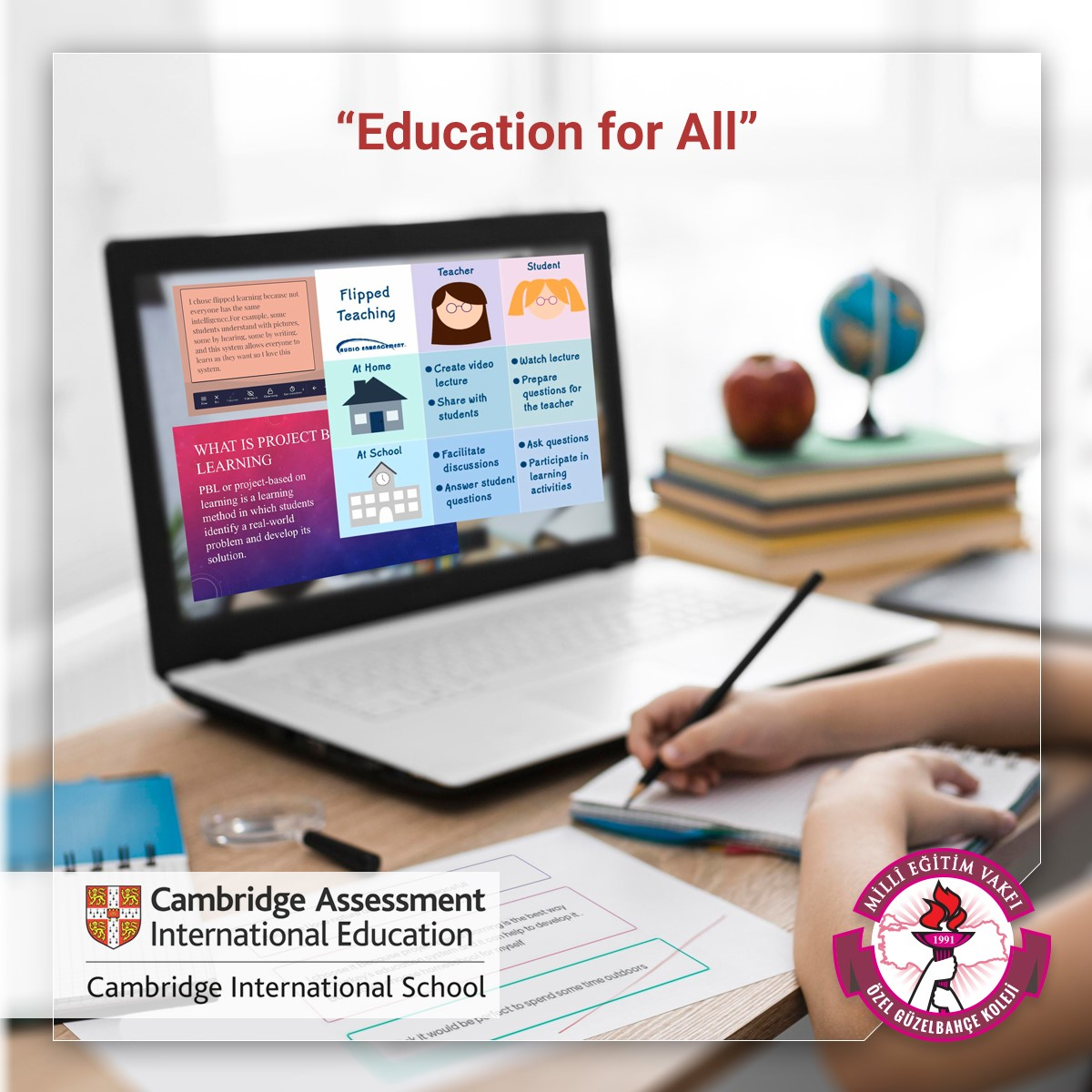 """""""Education for All"""""""