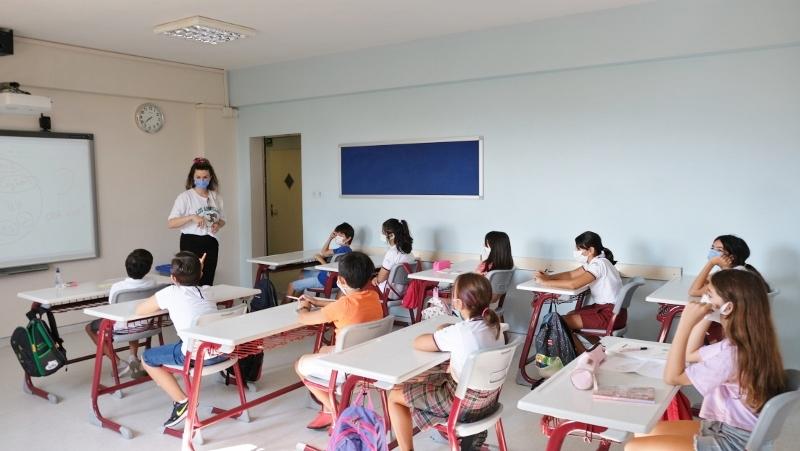 5. Sınıflar İngilizce Oryantasyon Programımız Başladı