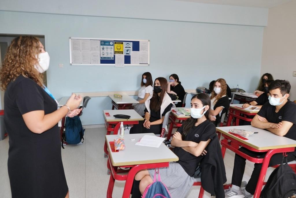 Rehberlik Servisimiz Her Sınıf Düzeyinde Öğrencilerimize Ulaştı