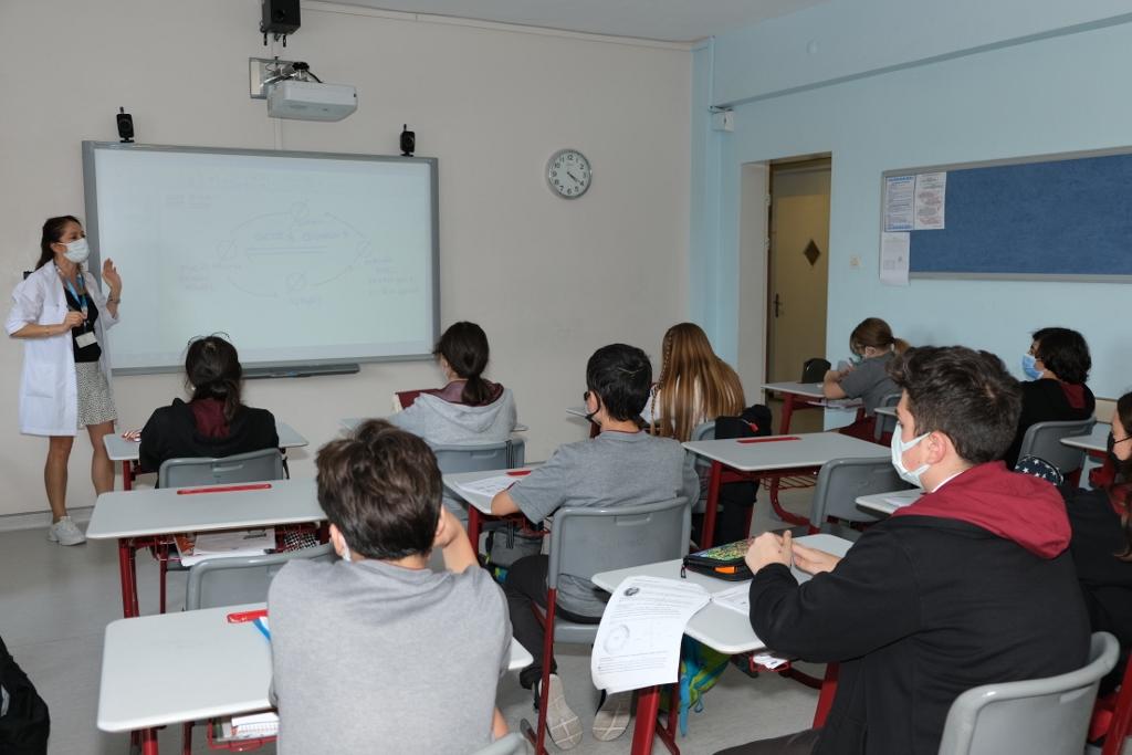 Ortaokul TÜBİTAK Bilim Olimpiyatları Çalışmalarımız Başladı